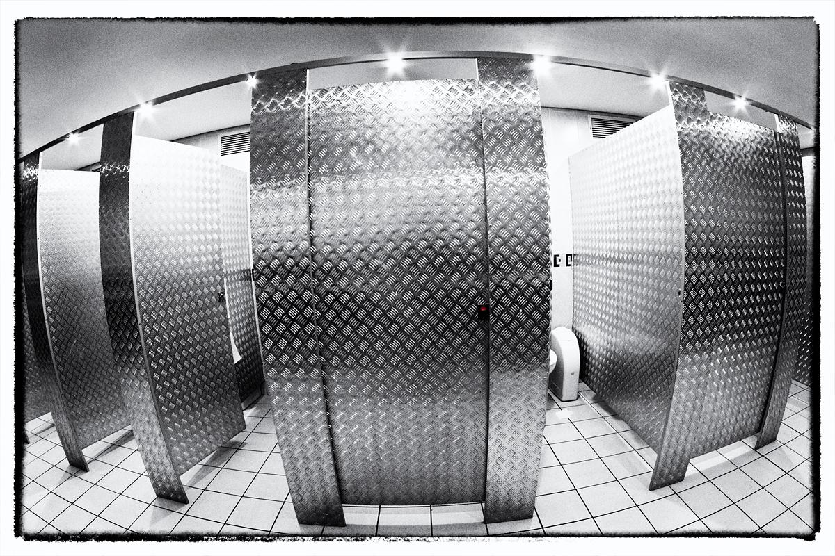 Silver Doors