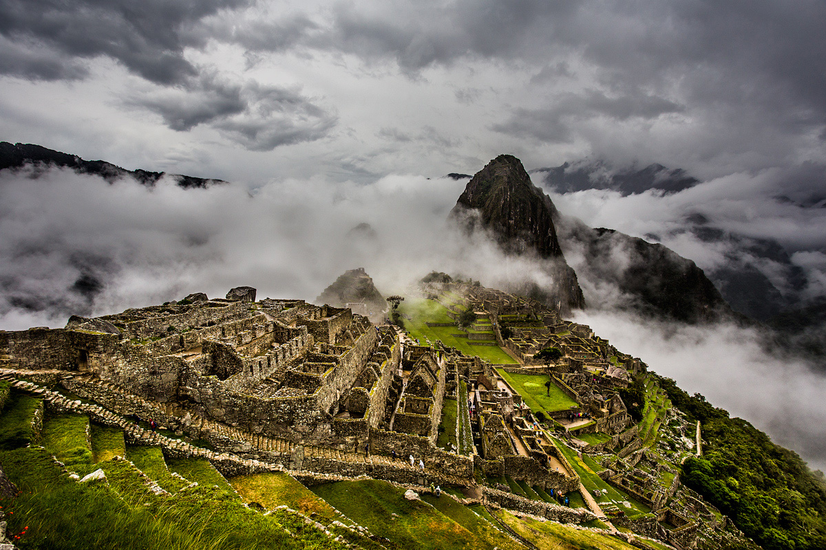 Machu Picchu - The city in the clouds