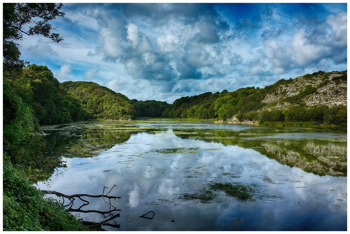 Bosherston Lakes