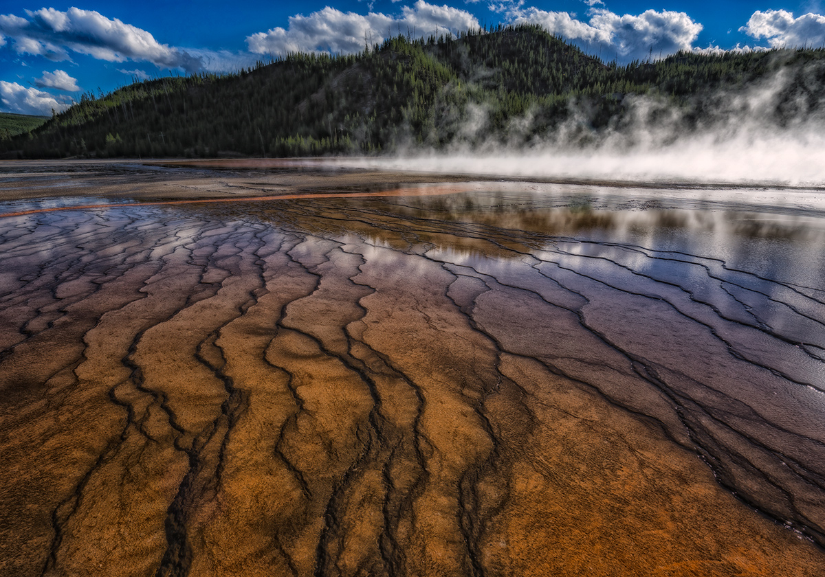 Black Sands Basin, Yellowstone