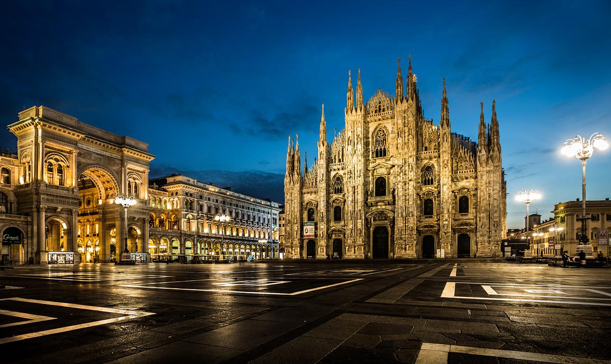 El Dom de Milan