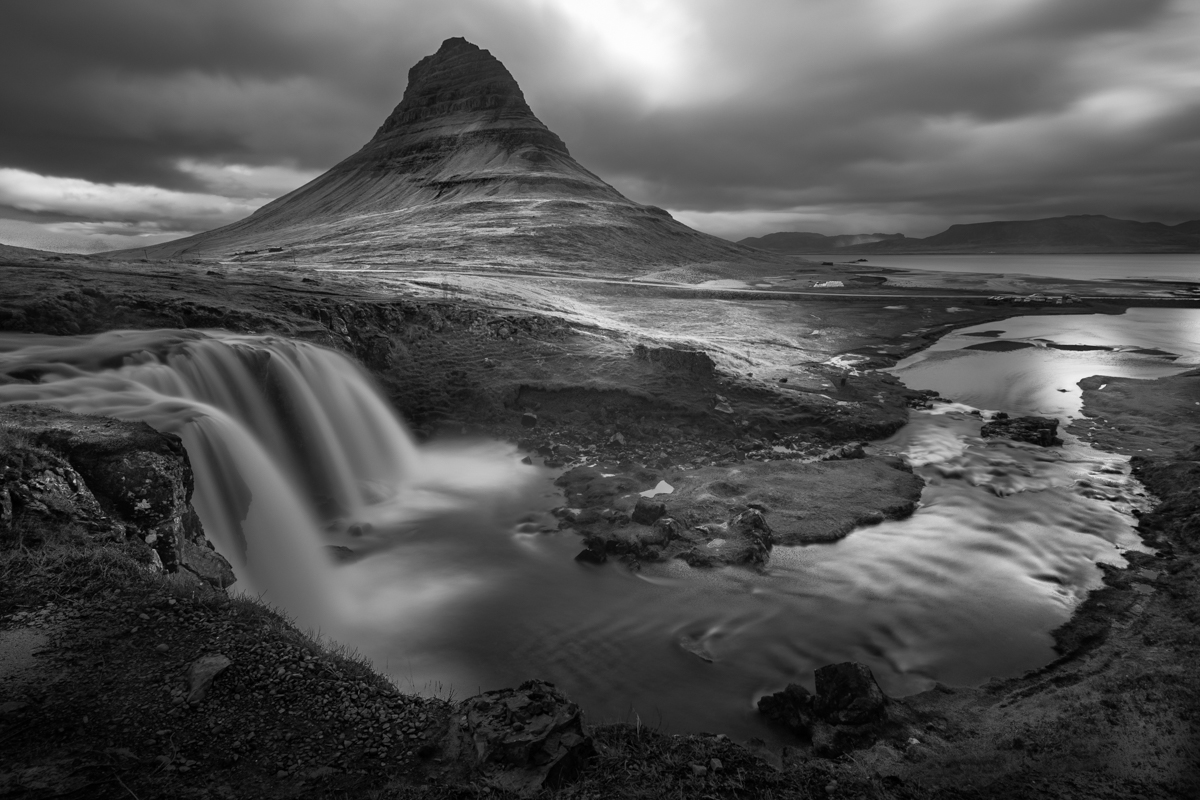 Church Mountain in Iceland