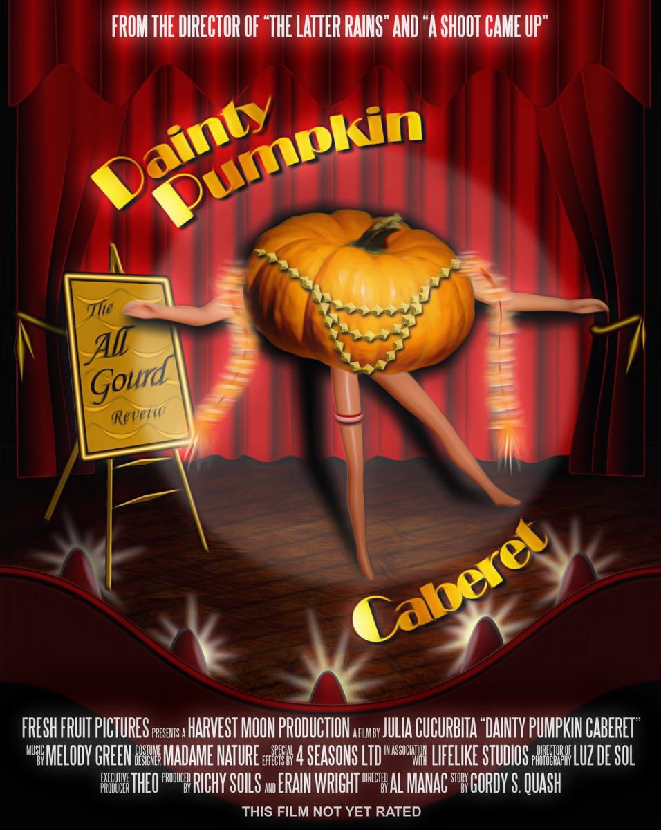 Dainty Pumpkin Caberet