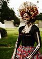 Dia de Los Muertos en Hollywood