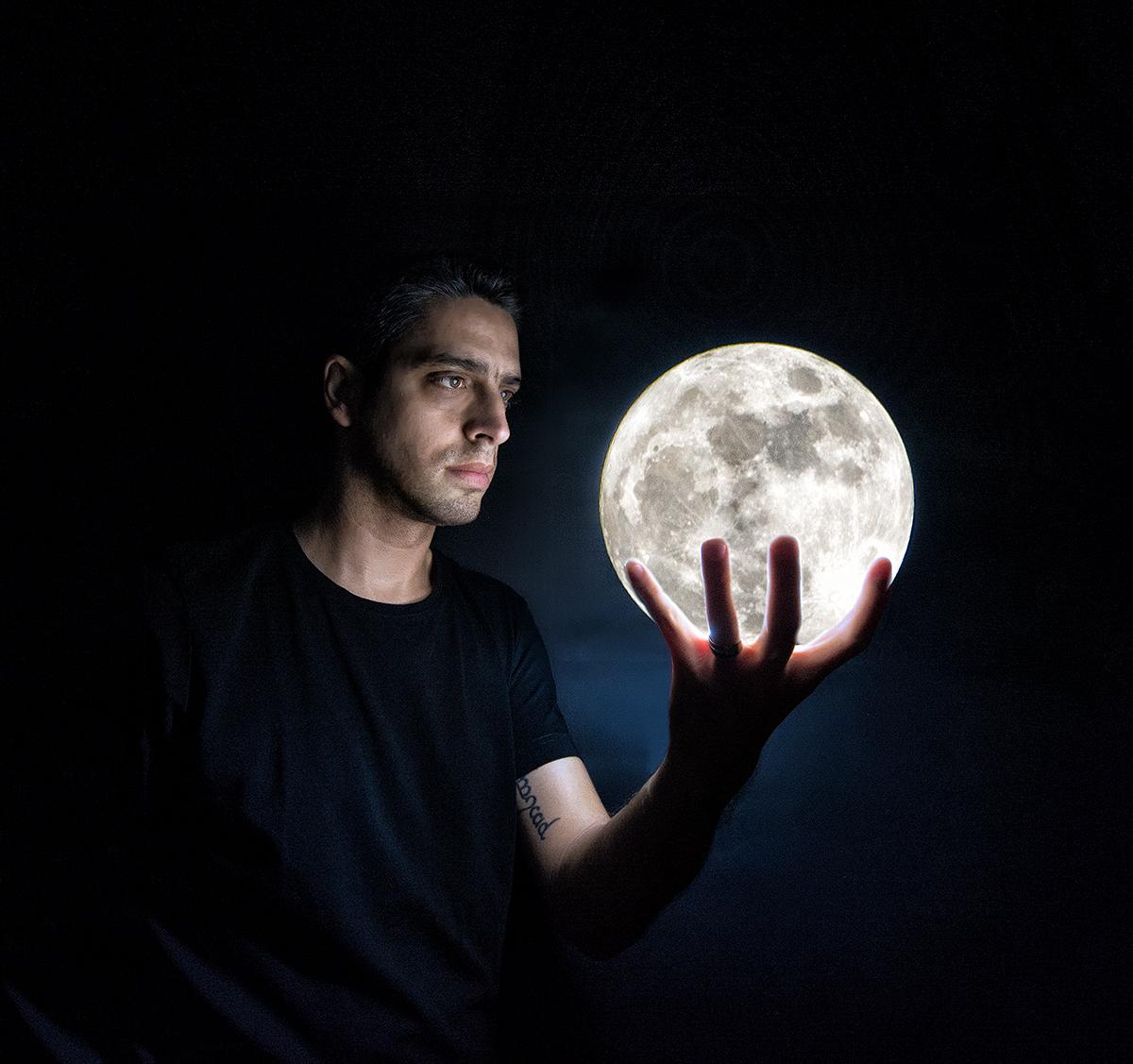 A moon all mine