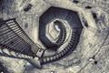 Spiral of vertigo