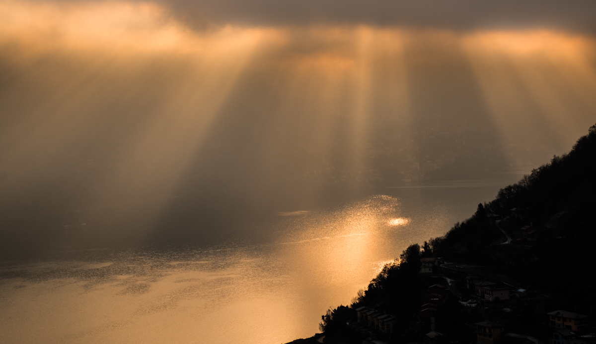 Dawn calmness