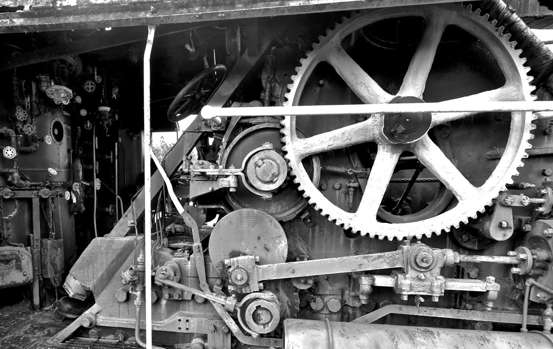 Steam Junk