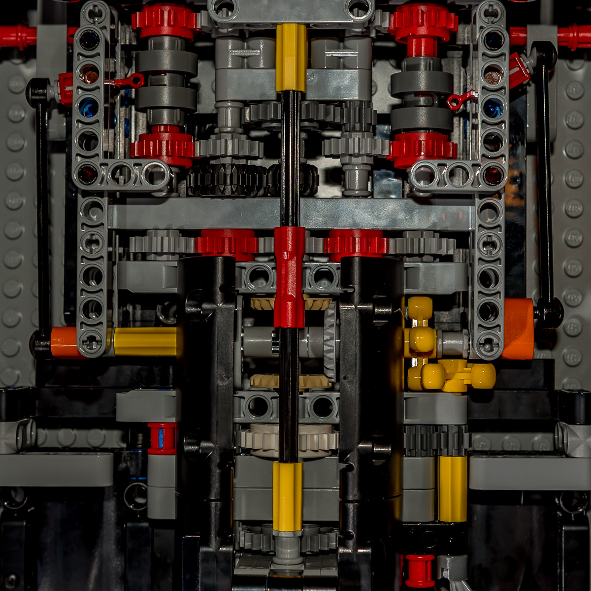Lego Technic Mechanics