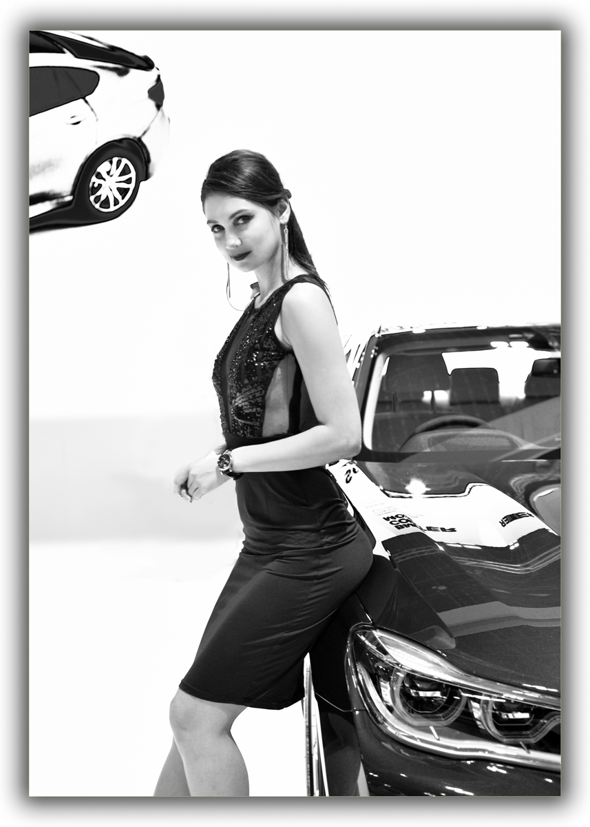 Car and beauty