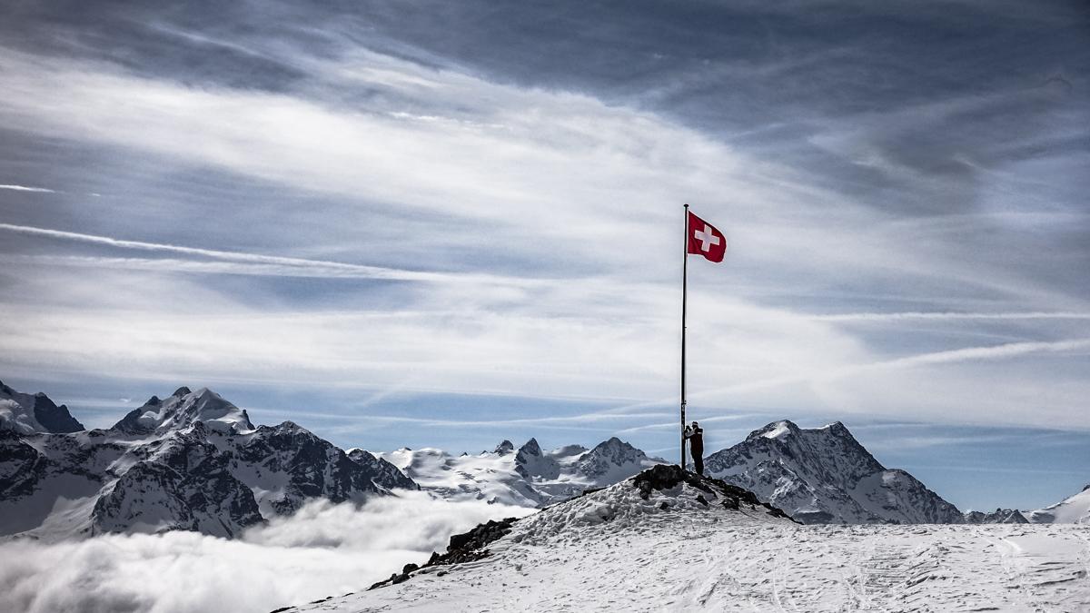 Neutral Switzerland