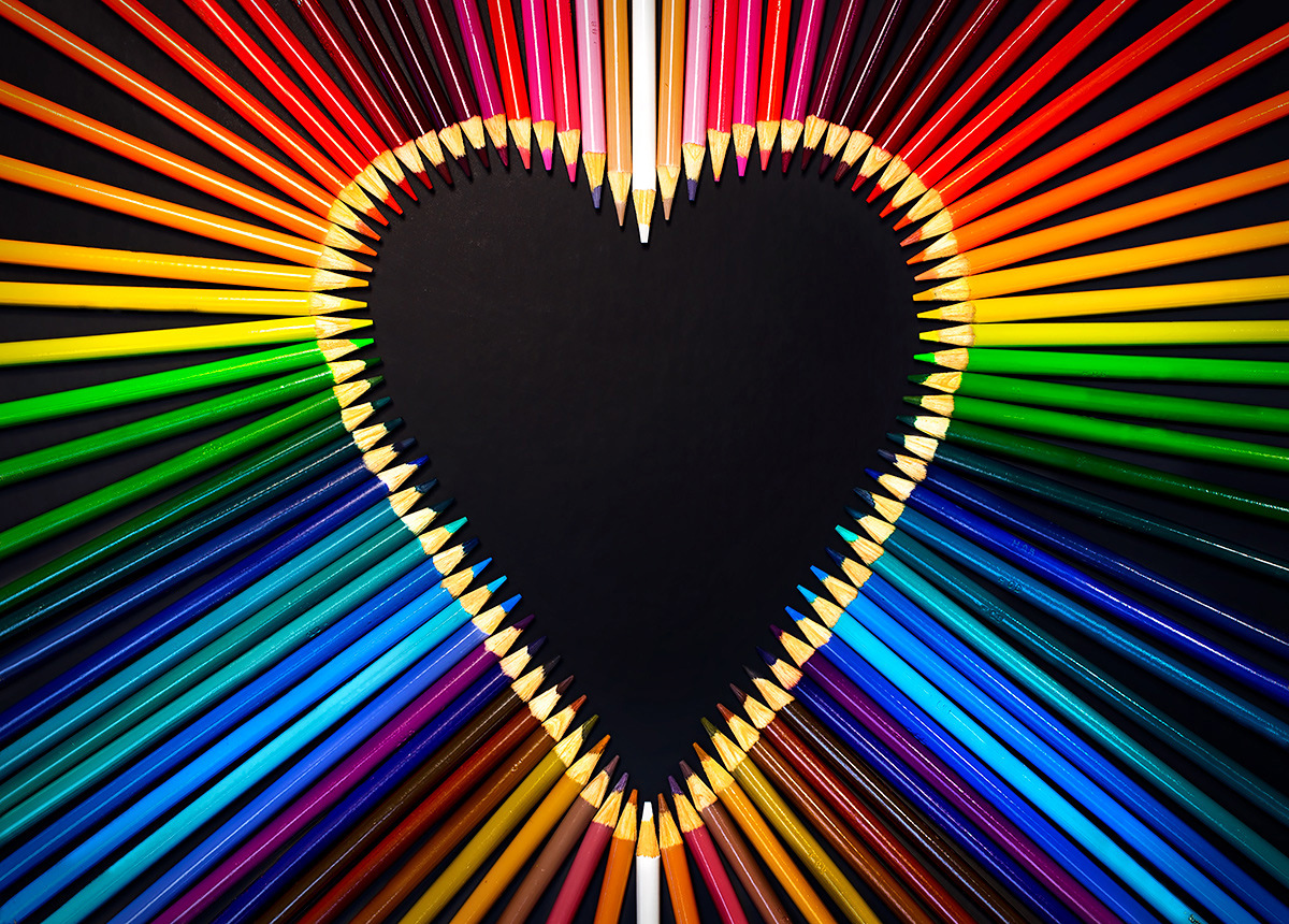 I Will Brighten My Black Heart