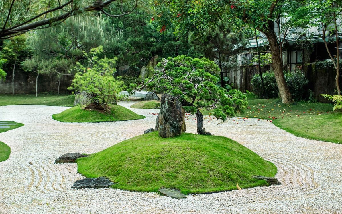 Japanese Wabi Sabi Garden