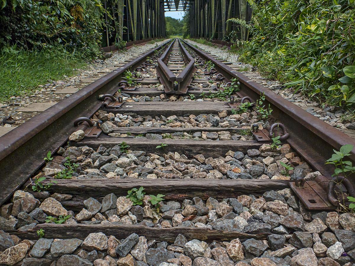 The Rail Next Door