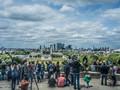 Gathering Crowds, Gathering Clouds
