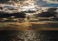 Sunset Beams