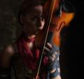 Silent Violinist