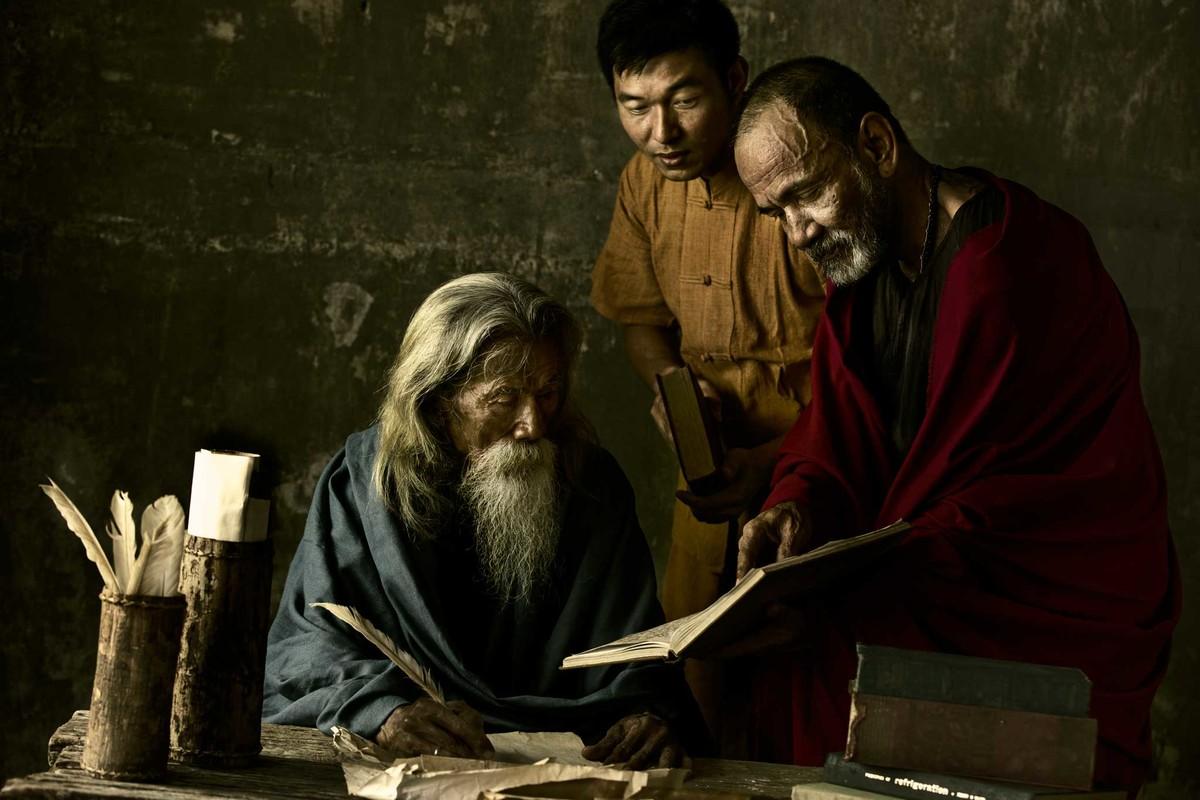 Masters of wisdom