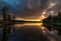 Dowdy Lake Light