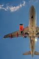 On landing