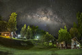 Milky Way Rising Over Danum Valley, Sabah