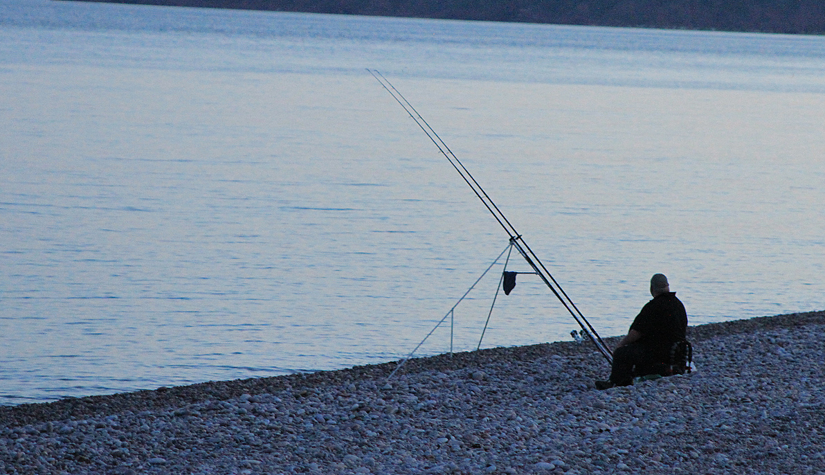 Angling for Company