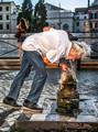 d'acqua di Roma