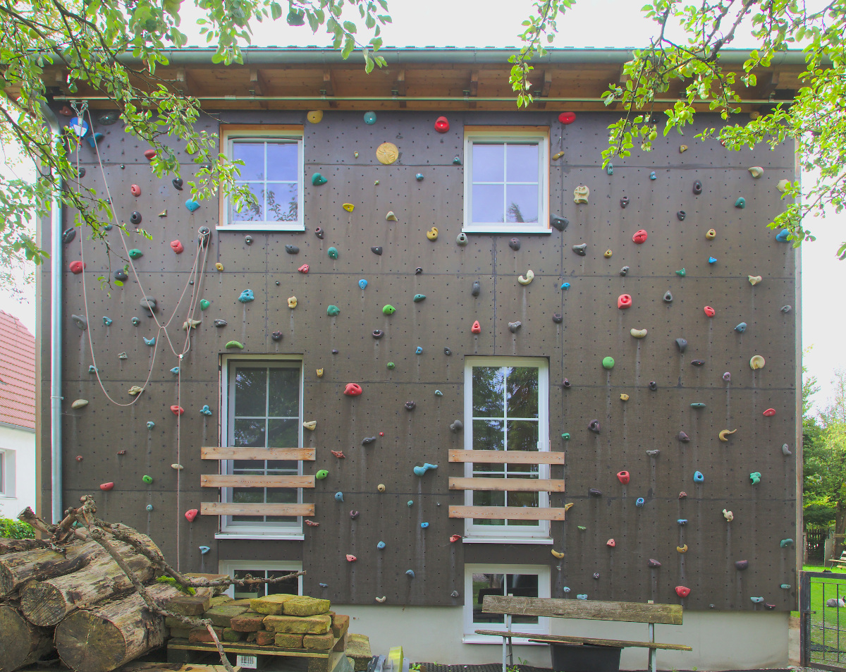 The Bouldering Afficionado's Home