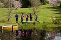 Springtime stroll around Betty  Guys garden