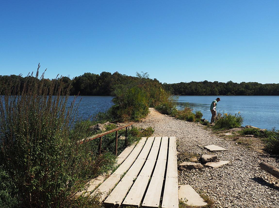 Eagle Creek Isthmus