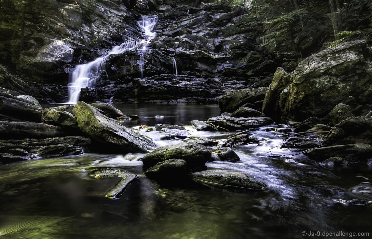 Wahconah Falls