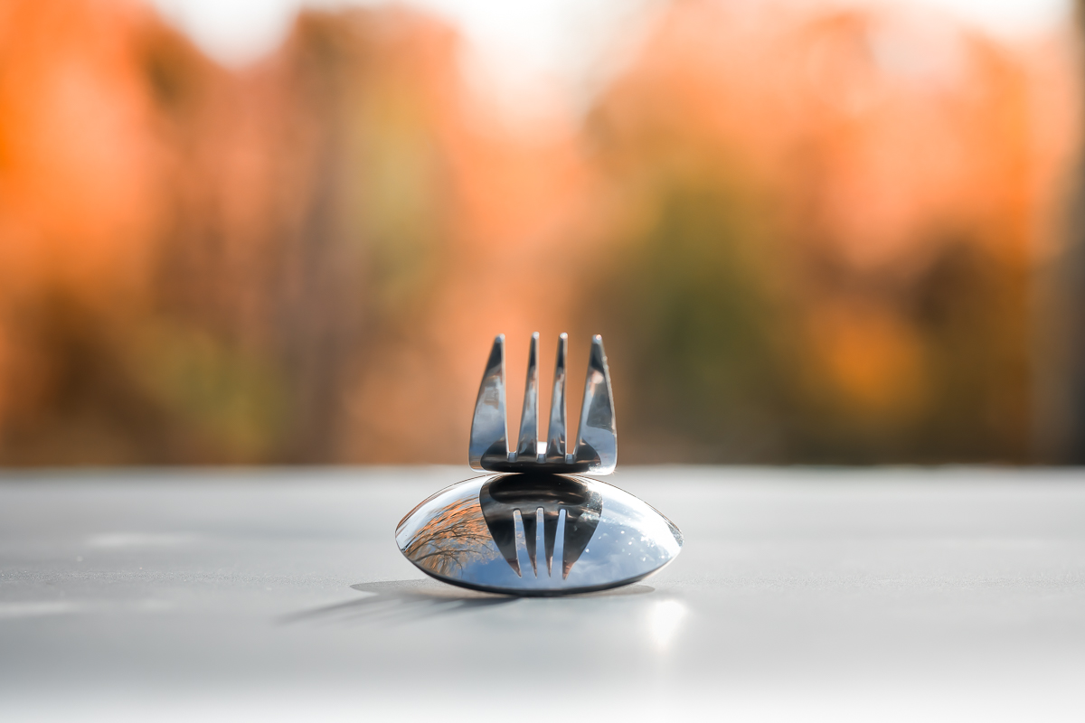 Spoon and Fork - Equal and Opposite.