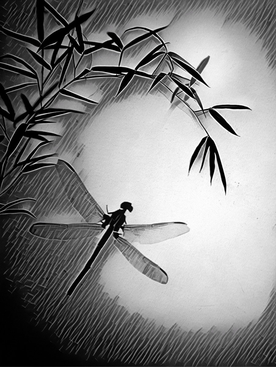 Flight of the Dragonfly (unfinished)