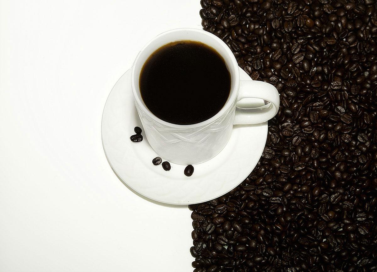 Coffee Ying and Yang