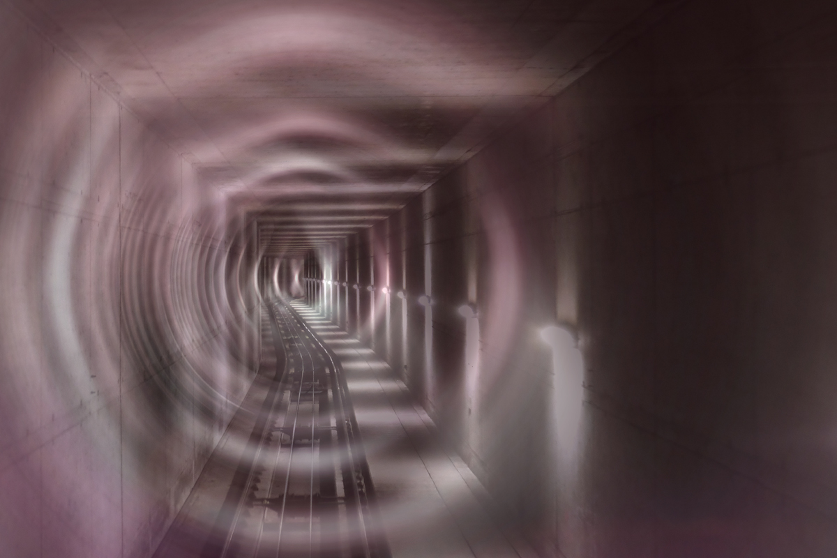 Entrance to the Wormhole