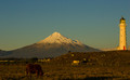 Taranaki Winter Evening