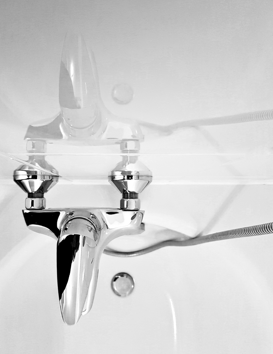 no basin without single lever tap