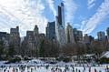 Central Park �Frozen�