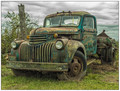 Alex Stewart's truck