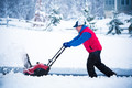Snow cleaning service - we serve in your area