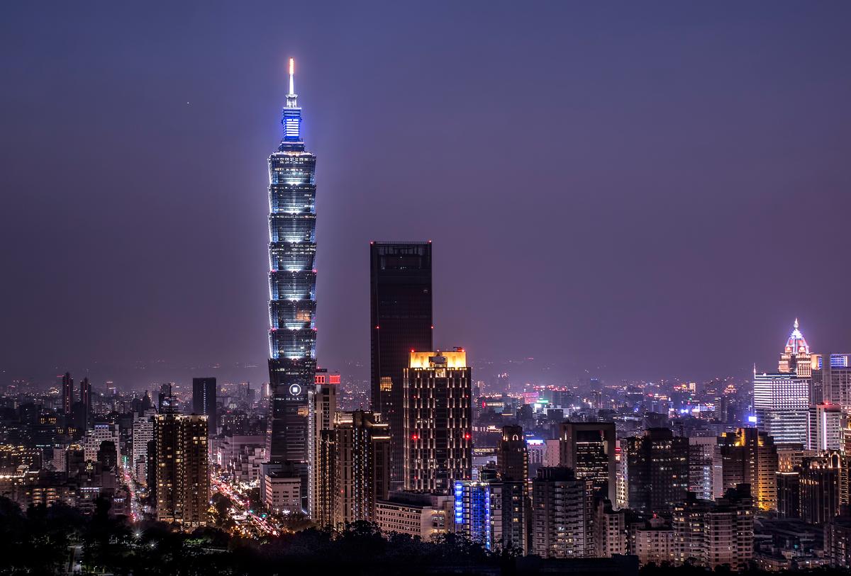 Taipei 101, 509m