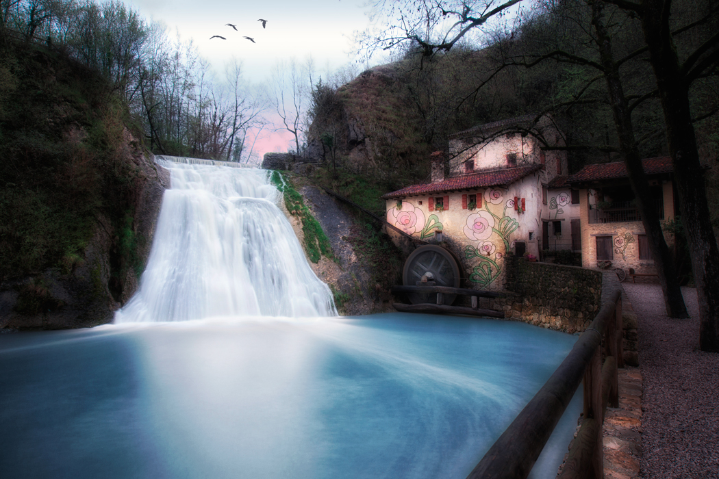The fairy mill