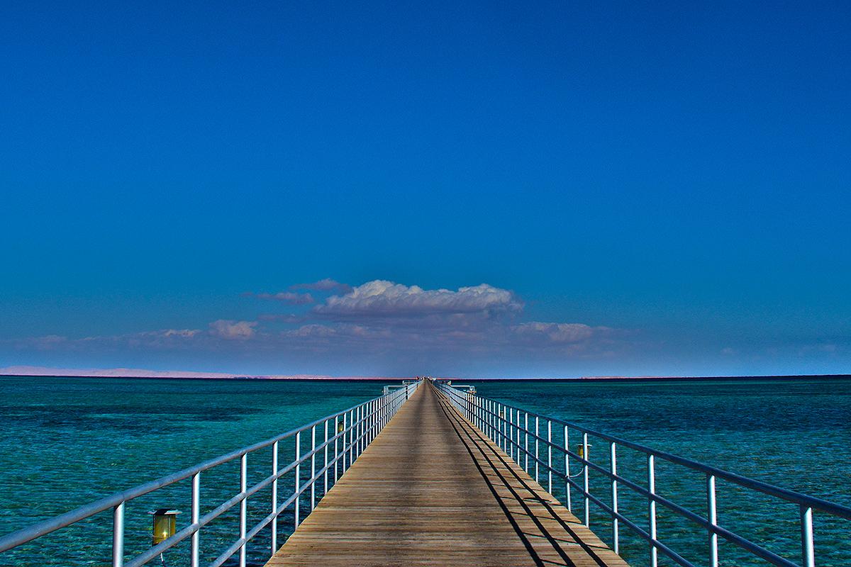 Reaching the Horizon