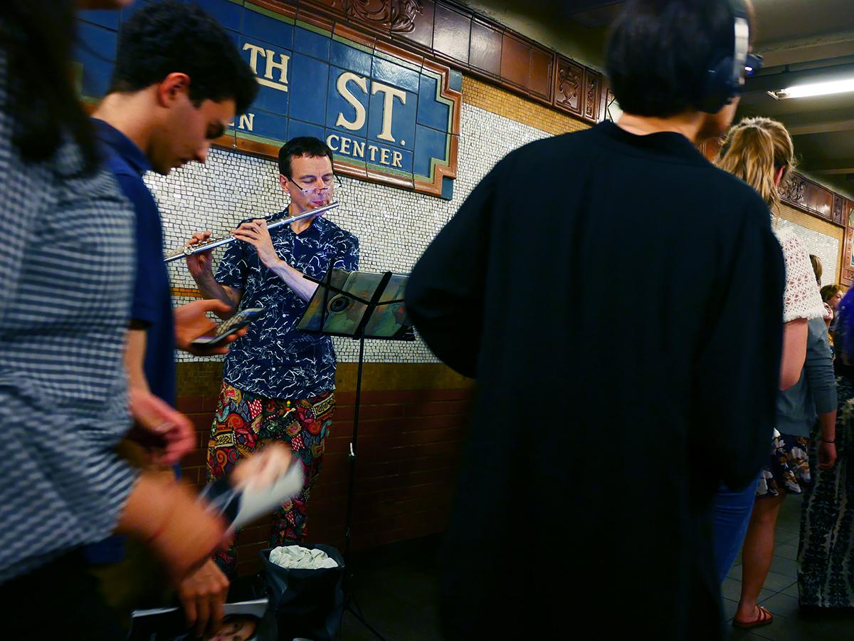 subway serenade