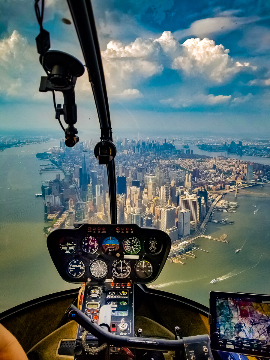 NYC - fly high