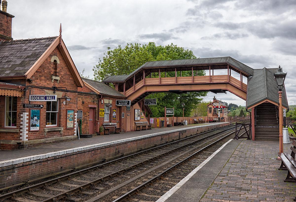 SVR Bewdley Station.