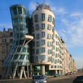 Ginger and Fred by Frank Gehry, Prag