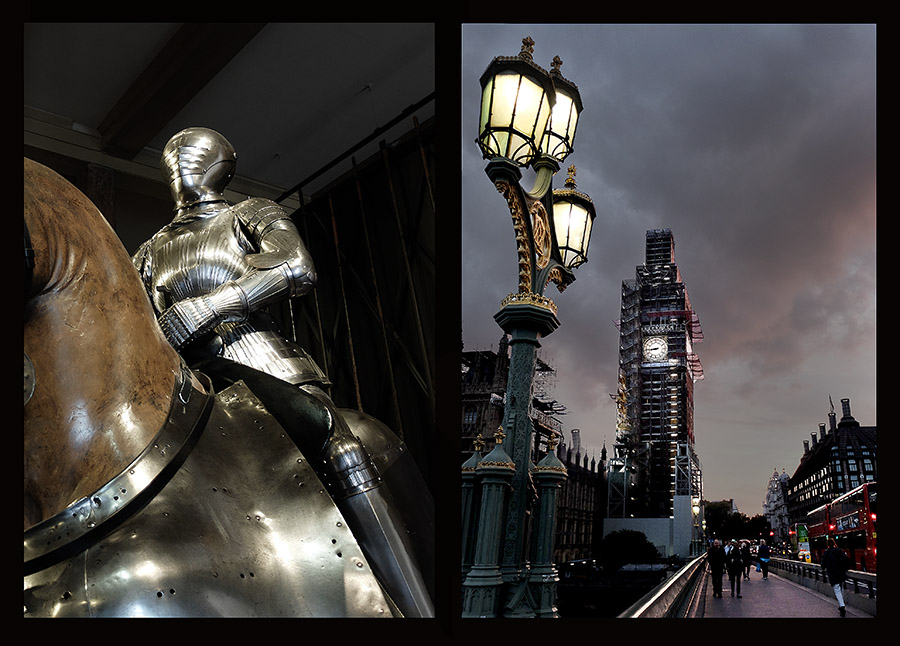 Knight/Night in Jolly Old England