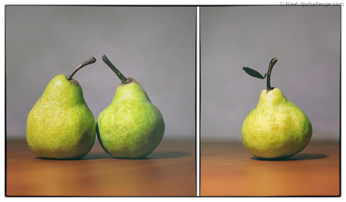 Pair - Pear