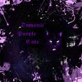 Demonic Purple Cats
